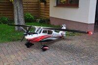 Pilot RC Decathlon 150 weiß-rot-schwarz (09)