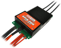 Jeti Spin 200 Pro BL opto Controller Software Hemotec