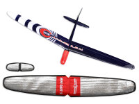 PNP Mini Dart 2 DLG strong Lachs CFK 1000mm inkl....