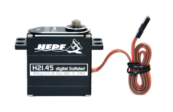HEPF Servo H21.45 - 45Kg*0.10s/60° @7,4V