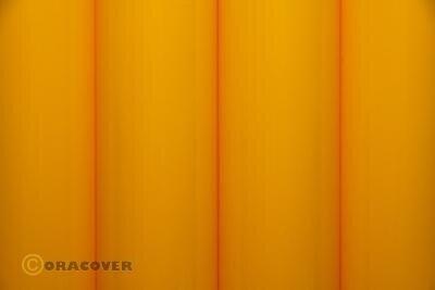 Oracover Breite 60cm, Länge 1m in cub gelb