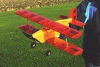 RBCkits MicroBipe Holzbausatz - 65 cm