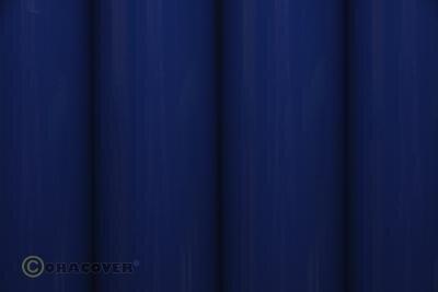 Oracover Breite 60cm, Länge 1m in dunkelblau
