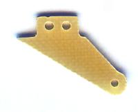 GKF Ruderhorn für  Linea 21x1,5x10mm