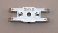 Mittelteil MADE 30 mm, für Blatthals 6mm, Bohrung...