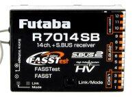 FUTABA Empfänger R7014SB 2,4 GHz FASST/FASSTest