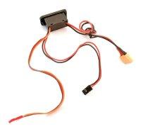 Schalter zum Anbau am Modell inkl. 1x XT60 Anschluss zu...