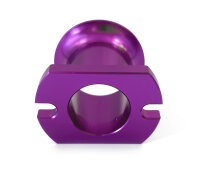 Ansaugtrichter 19mm Purple