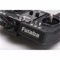 FUTABA FX36 Potless V3 + R7008SB 2.4GHz FASSTest + LiPo 2800