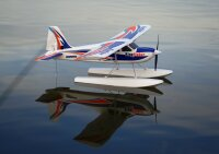 FMS Kingfisher Trainer PNP incl. Schwimmer & Skis -...