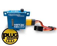 CHOCOmotion Servo PLUG SERIES FOX HV10/7.5  - 7.5 kg*cm