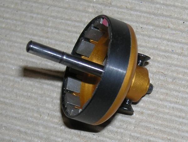 Rotor für AXI 2203/xx V1
