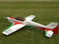Sebart Angel S Evo 50E grün Fertigmodell 158cm