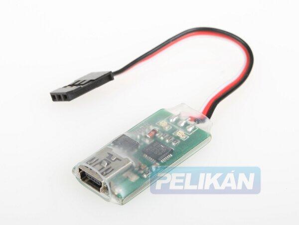 USB Interface passend für Equilibrium Ladegeräte
