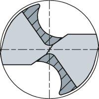3,2 mm MAYKESTAG Spiralbohrer DIN338RN HSS Zylinderschaft...