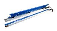 HEPF Elektrische Störklappen 440mm (Paar) 7,4V blau...