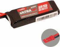 ROBBE RO-POWER ULTRA HP 550MAH 7,4 VOLT 2S 25(50)C LIPO AKKU
