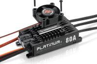 Platinum Pro 80A Regler V4 3-6s, 7A BEC
