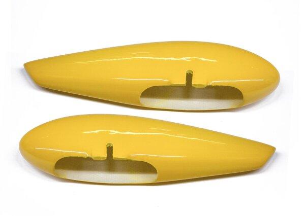 Radschuhe in gelb passend für Sebart Sukhoi 140 und Sukhoi 140 Monster