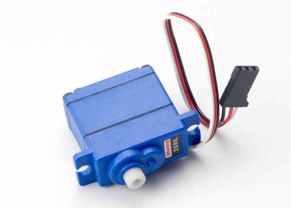 Wasserdichtes Micro-Servo passend für Traxxas E-Revo VXL TRX2080