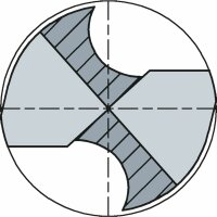 1,1 mm MAYKESTAG Spiralbohrer DIN338RN HSS-Co5...