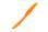 "GWS Slow Fly Prop HD 9x7,5"" orange"