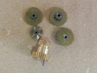 Ersatzgetriebe für Servo Dymond  D250 MG