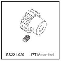 17T Motorritzel - BEAST BX