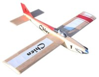 RBC Kits CHICA Retro Trainer Holzbausatz - 100 cm