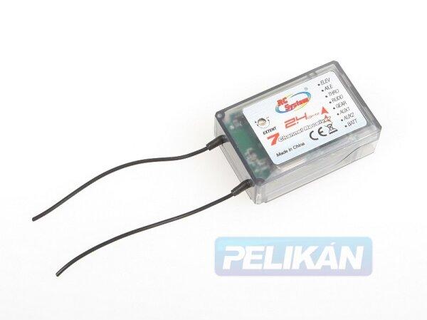 Empfänger passend zu Griffin 450 RTF 2,4GHz