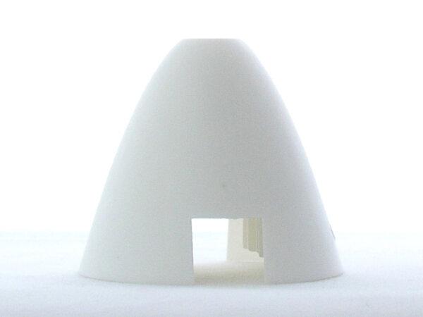 Spinnerkappe 47mm mit Kühlloch