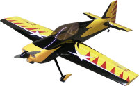 GB-Models MX2 gelb/rot/schwarz 132cm