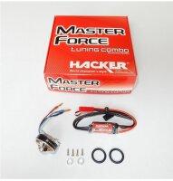 Hacker Brushless Set Master Force 2815CA-20 KV1800 &...