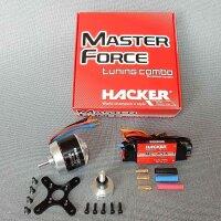 Hacker Brushless Set Master Force 3536CA-8 KV 990 &...
