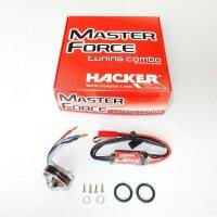 Hacker Brushless Set Master Force 2815CA-14 KV1450 &...