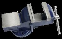 Parallel-Schraubstock 75mm Spannbacken