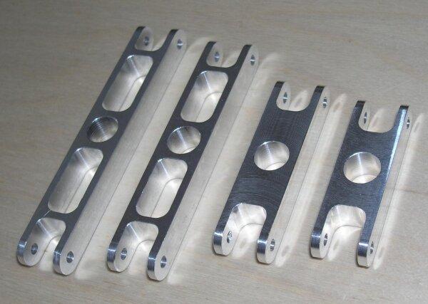 RFM Mittelteil 80mm für 10mm Welle, 12mm Blattwurzel