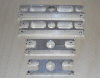 RFM Mittelteil 90mm für 10mm Welle, 12mm Blattwurzel