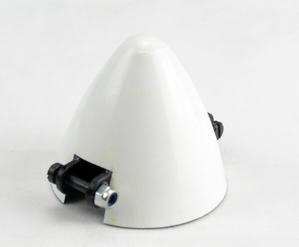 CFK Spinner D 45, Welle D 4mm ohne Kühlloch