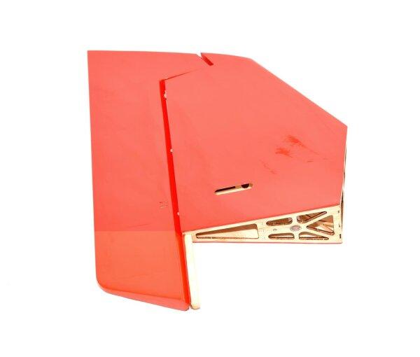 Seitenruder passend zu Maule  MT-7-420 280cm rot