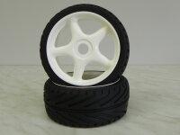 Rally Reifen (2Stk) passend für 1:8er Rc-Cars