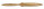 Fiala 2-Blatt 23x18 Verbrenner Holzpropeller - natur