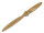Fiala 2-Blatt 30x16 Verbrenner Holzpropeller - natur