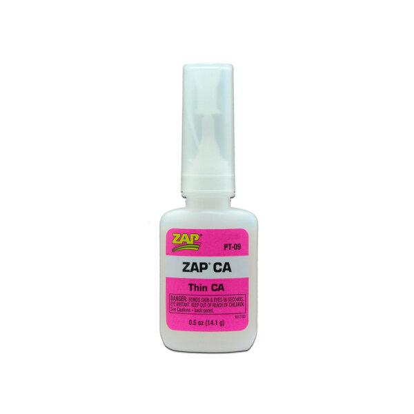 ZAP CA PT-09 Sekundenkleber, dünnflüssig, 14,1g
