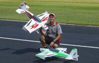 PREMIER AIRCRAFT QQ EXTRA 300 V2 ROT/SCHWARZ NIGHT SUPER...