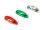Blitzlichter rot/weiß/grün