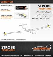 STROBE-Large Beleuchtungsset