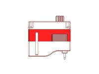 KST X06N Digital HV Servo 6g / 7,0 mm / 0,07sec / 1,8kg / 1BB + MG / 3,8 - 8,4V