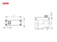 KST X06N Digital HV Servo 6g / 7,0 mm / 0,07sec / 1,8kg /...