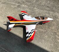 Freewing Avanti S Red High Performance 80mm EDF Ultimate...